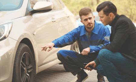 Помощь в продаже автомобиля