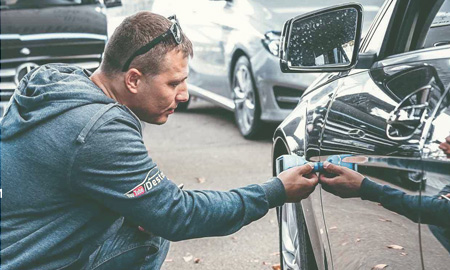 Выездная проверка автомобиля